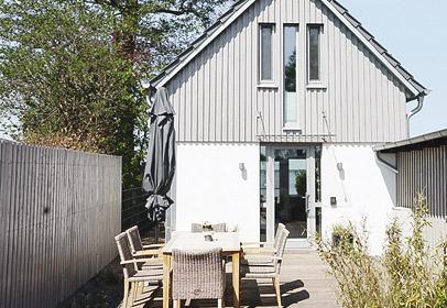 Traumhaftes Design-Ferienhaus Strandhus17 in Steinhude am Meer
