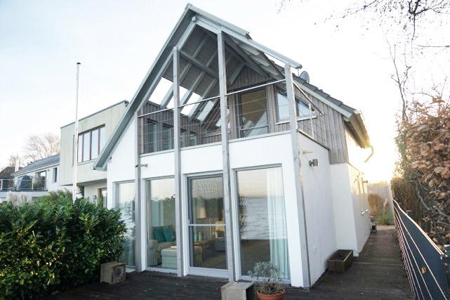 Traumhaftes Design Ferienhaus Strandhus17 in Steinhude am Meer